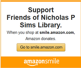 Link to Support Friends of Sims Library on Amazon Smile