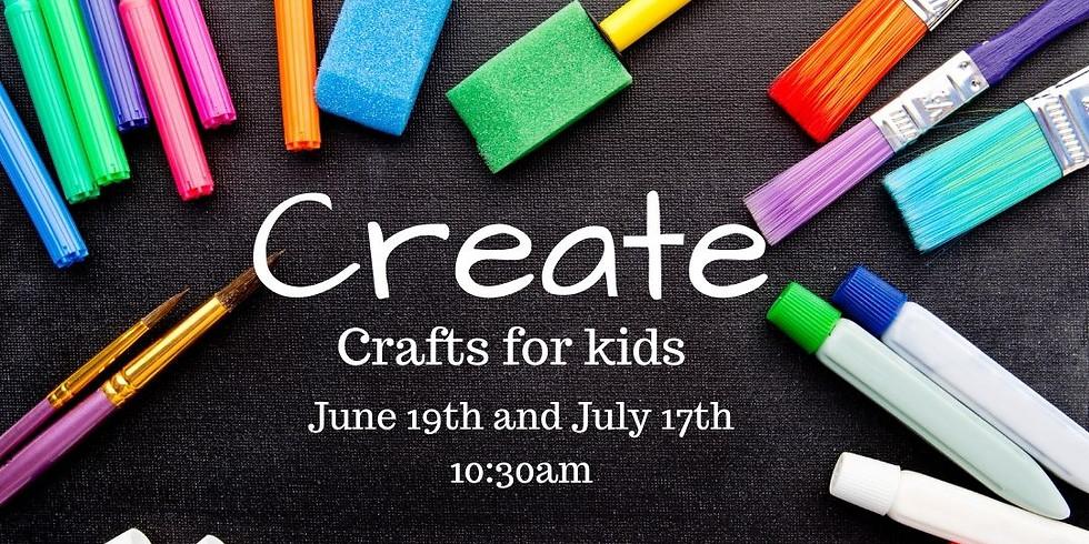 Create - Kids Craft