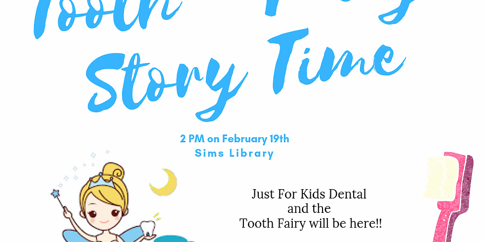 Story Time With the Tooth Fairy