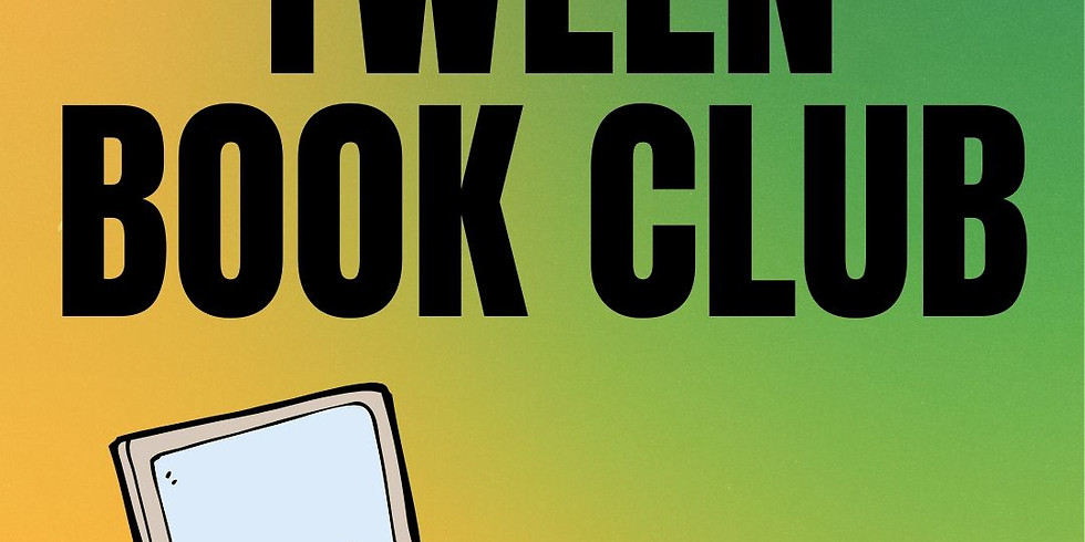 Tween Book Club