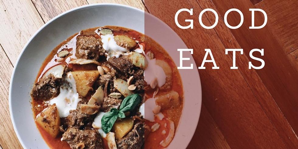 Good Eats: Savory Soups