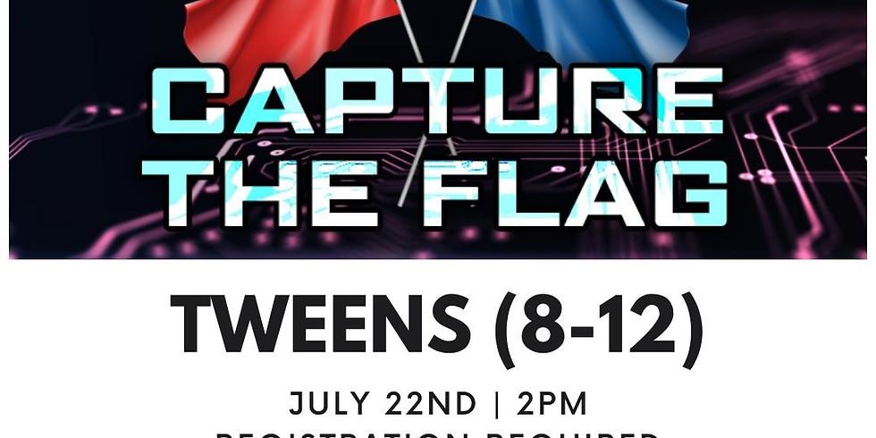 Tween (8-12) Capture the Flag