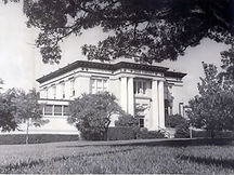Image of Sims Library in 1970