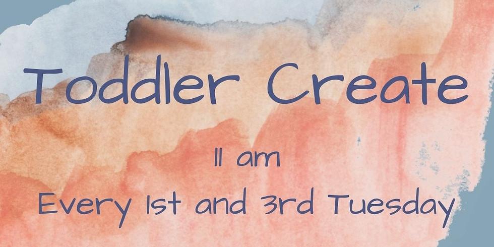 Toddler Create