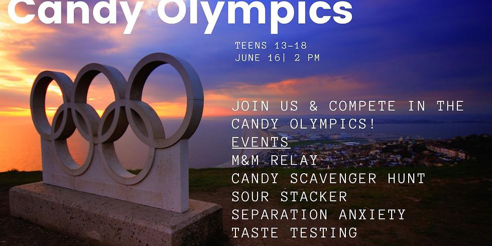 Teen Candy Olympics
