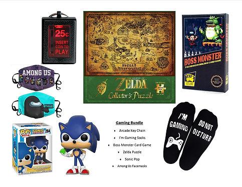 Gaming Prize Bundle