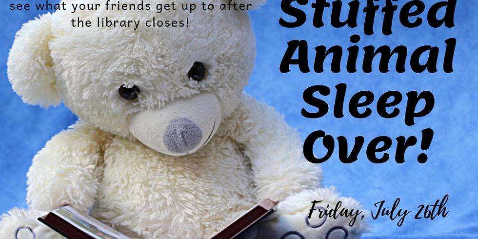 Stuffed Animal Sleepover