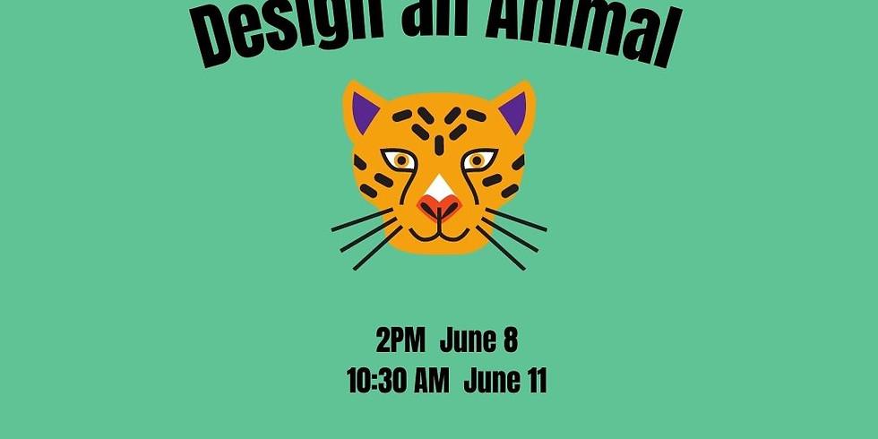 Design an Animal (June8)