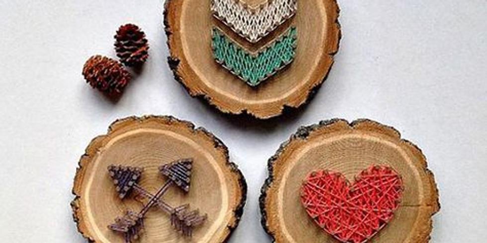 Teen Craft - String Art