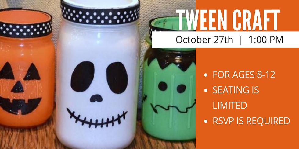 Tweens: Halloween Craft