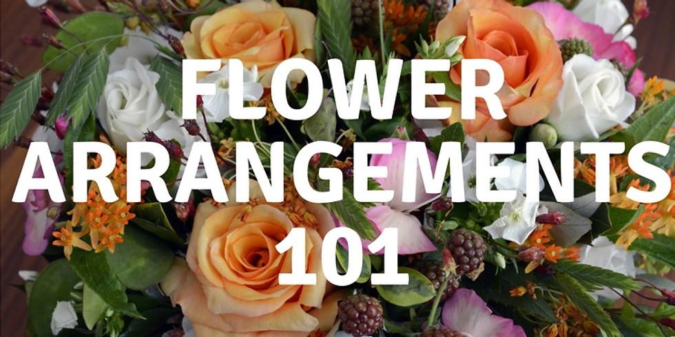 Flower Arrangments 101