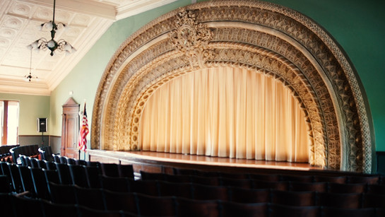 Lyceum Stage