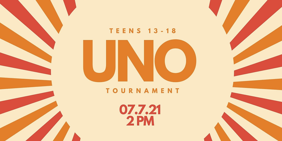 Teen - Uno Tournament