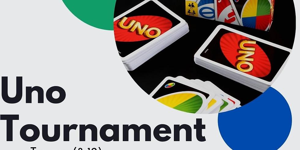 Tween - Uno Tournament