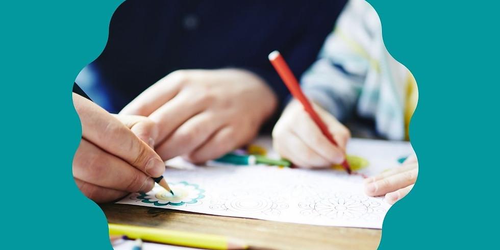 Tween Coloring Contest - Summer Reading Program
