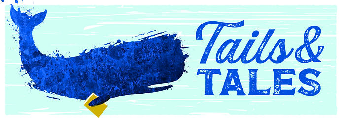 Tails & Tales Summer Reading Banner