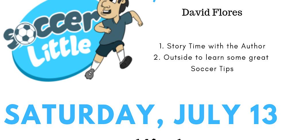 Soccer Little (Ages 3-4)