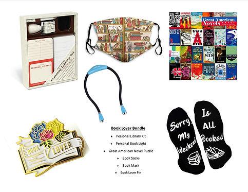 Book Lover's Prize Bundle
