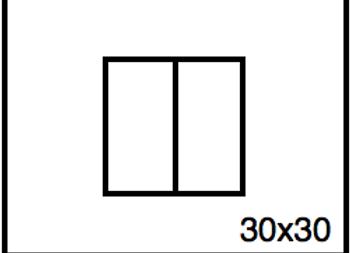 Rectangular Benchwork – 30 x 30