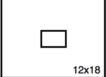 Rectangular Benchwork – 12 x 18