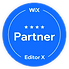 Wix partner badge icon