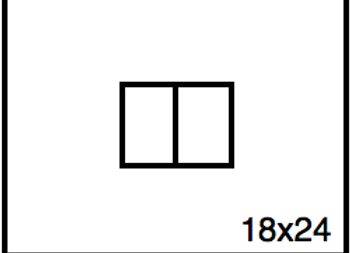 Rectangular Benchwork – 18 x 24