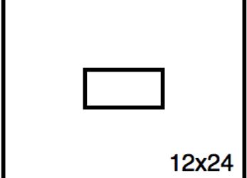 Rectangular Benchwork – 12 x 24