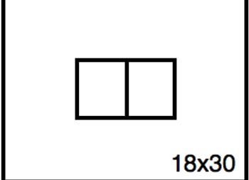 Rectangular Benchwork – 18 x 30