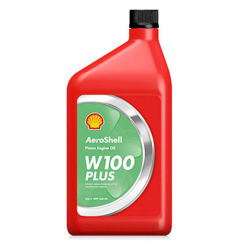 AeroShell W100 Plus Oil