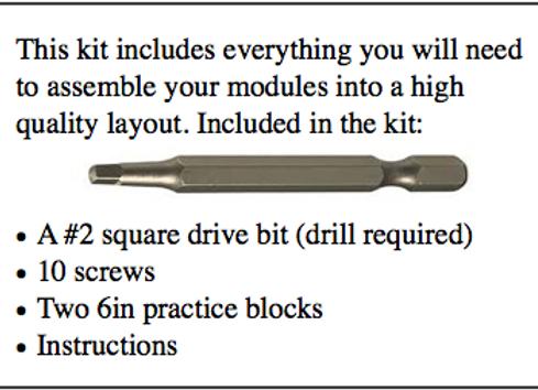 Power Drill Starter Kit