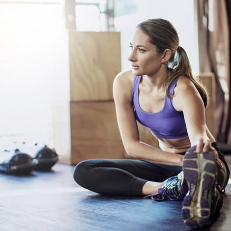 Sport : la récupération – 1 ère partie : récupérer physiquement