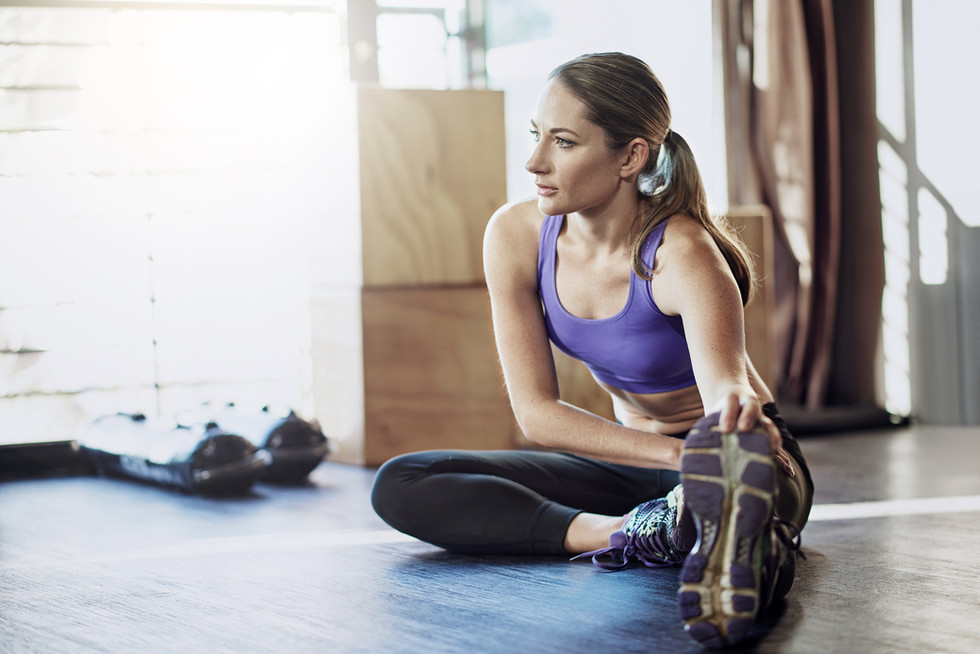 Fitness Myths We're Crushing