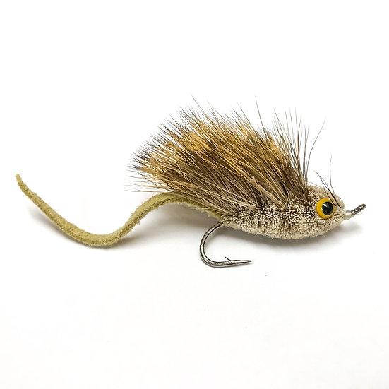 Hareline Dubbin UV2 Mouse Fly