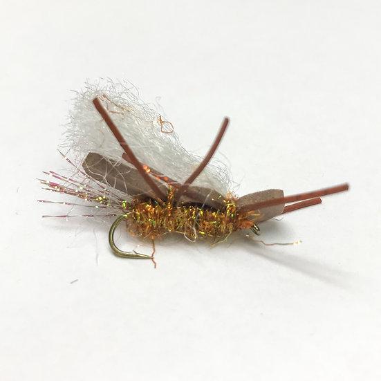 Stonefly (Pteronarcys) Chubby Chernobyl