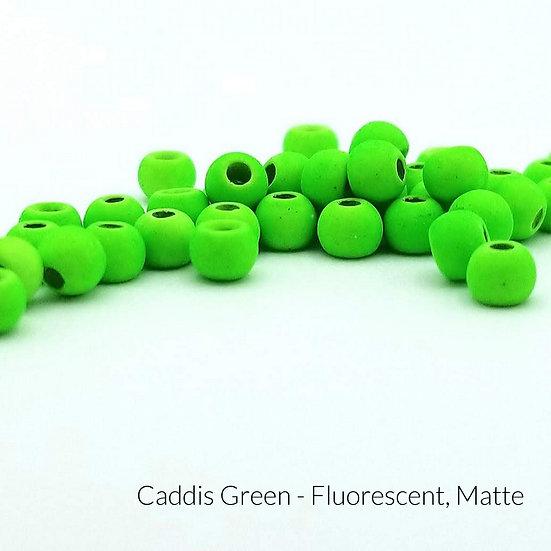 Firehole Tungsten Beads - Florescent Matte Finish