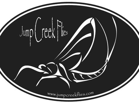 Jump Creek Flies is getting a facelift!