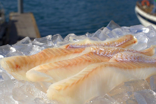Alaskan Cod  (Boneless)