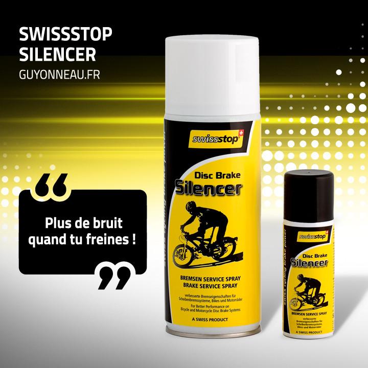 Disc Brake Silencer