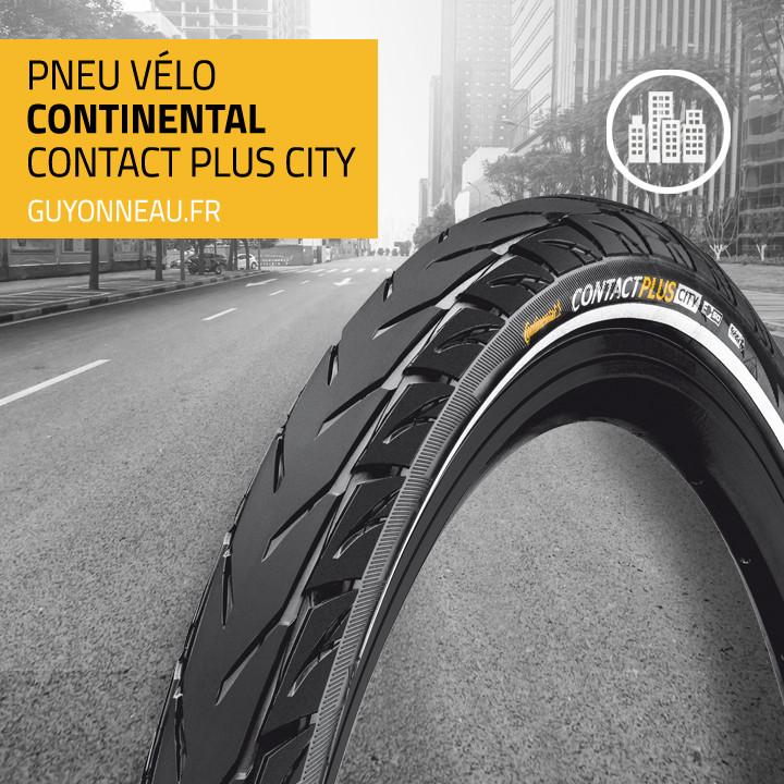 Pneu Contact Plus City Continental