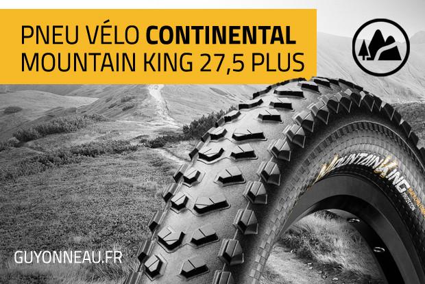 Continental Mountain King 2.6 Plus