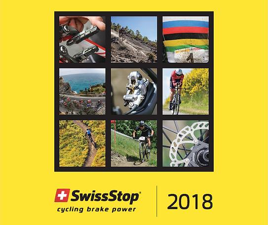 Catalogue plaquettes et disques Swissstop