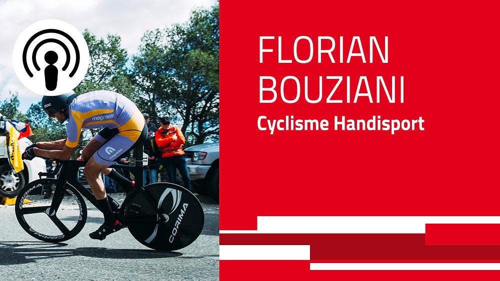 Florian Bouziani paracyclisme