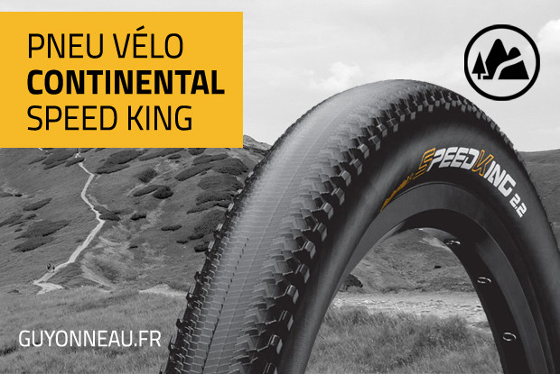 Continental Speed King, seule la vitesse compte