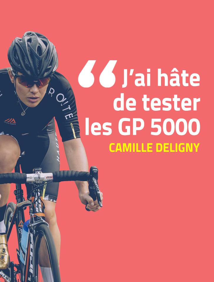 Camille Deligny triathlon