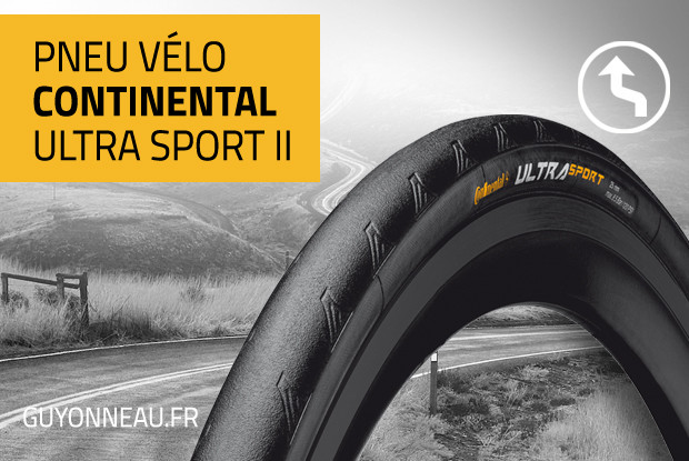 Ultra-Sport II, LE pneu d'entraînement