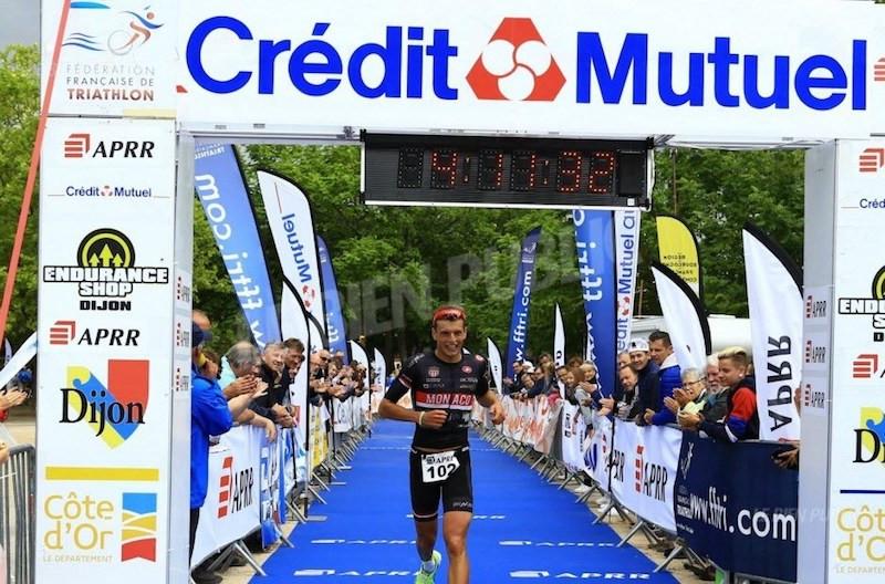 Kevin Rundstadler, 3ème championnats de France