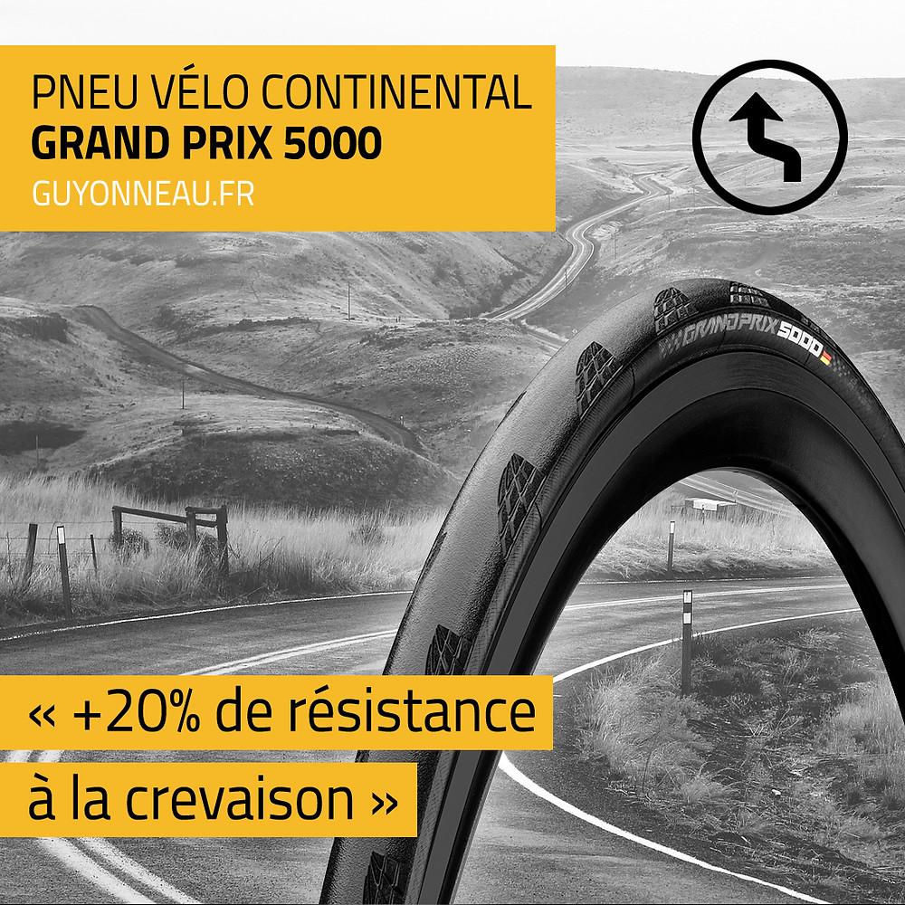 Pneu Continental GP 5000