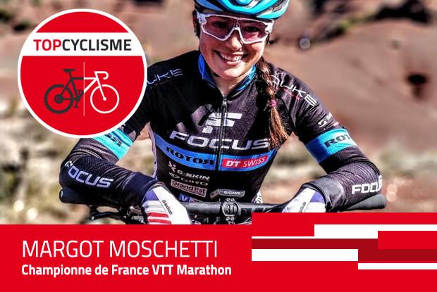 Margot Moschetti bloquée par une blessure
