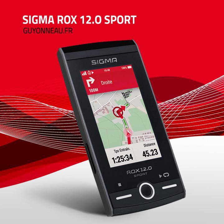Compteur vélo Rox 12.0 SPORT