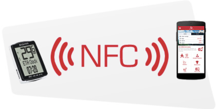 Sigma BC 16.16 NFC Android